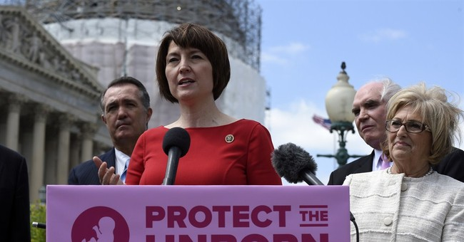 House approves GOP bill banning most late-term abortions