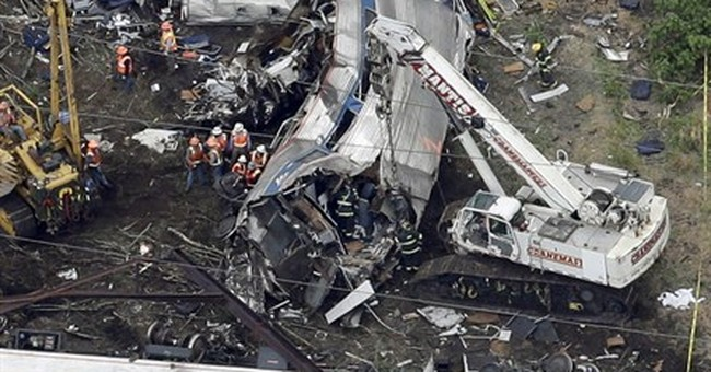 Would seat belts have saved lives in Amtrak derailment?