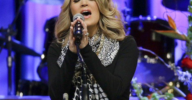 Carrie Underwood leads nominations for CMT Music Awards