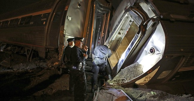 The Latest on Amtrak crash: At least 140 go to hospitals