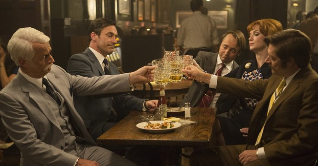 Tying up a few loose ends as 'Mad Men' comes to an end