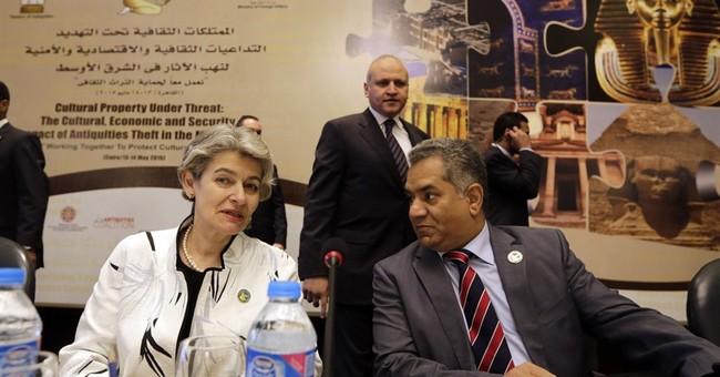 UN says destruction of Mideast historical sites 'war crime'