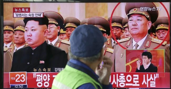 S. Korea's spy agency says N. Korea executed defense chief