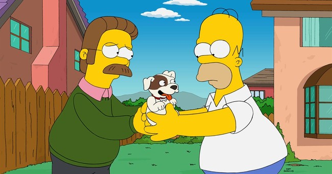 D'oh! Is 'The Simpsons' parting company with Harry Shearer?