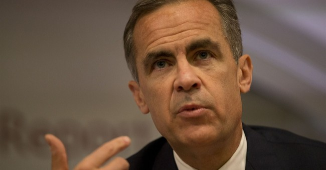 Bank of England chief calls for EU vote 'soon'
