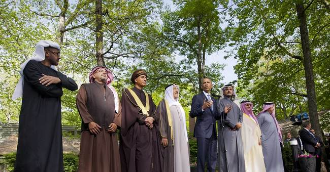 Obama: Gulf nation leaders support Iran nuclear talks