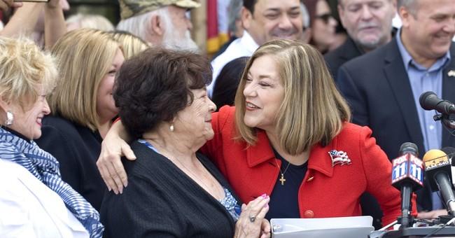 California Rep. Loretta Sanchez enters 2016 US Senate race