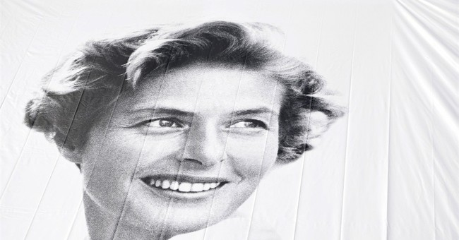 CANNES WATCH: Rossellini moved by Ingrid Bergman poster