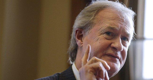 Chafee not yet fundraising for 'very likely' White House bid