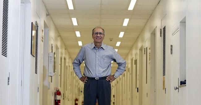 Stubborn GE scientist creates new fuel-saving material