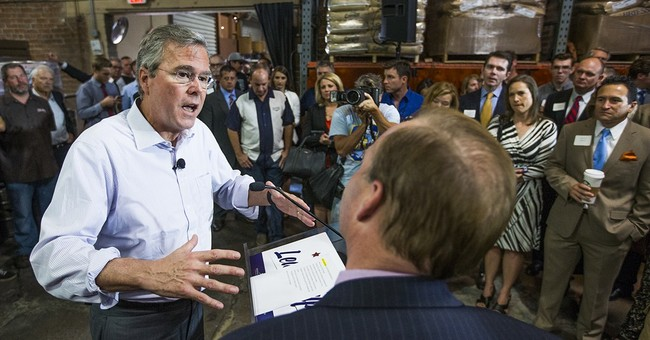 In hindsight, Jeb Bush says, he wouldn't have invaded Iraq