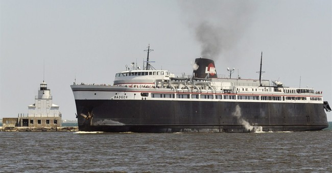 US OKs coal-fired ferry for another season on Lake Michigan