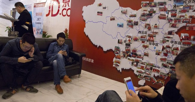 In land of fakes, Chinese e-commerce giant sells trust