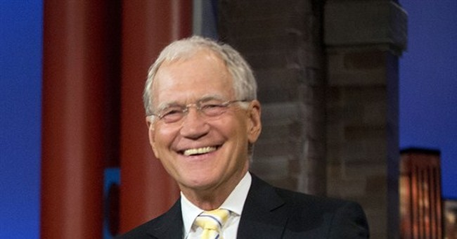 Letterman gets ratings boost with retirement near
