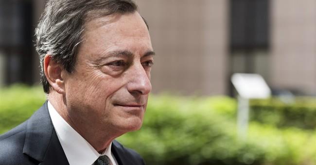 ECB President Draghi: European stimulus will continue
