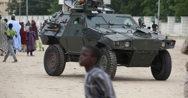 Official: Boko Haram retakes Nigerian border town