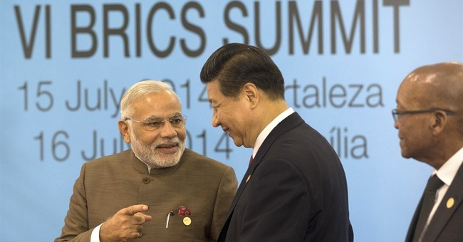 India's Modi meets Xi on China visit amid warming ties