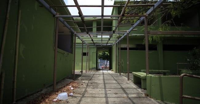 Puerto Rico closes dozens of schools as economic woes deepen