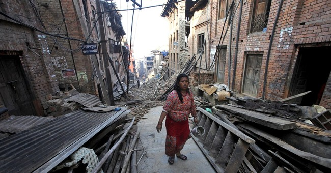 Nepal's prime minister: 'We were not prepared' for 2nd quake