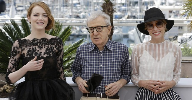 Woody Allen premieres 'Irrational Man,' regrets Amazon show