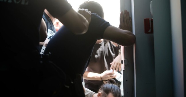Scuffles at trial of Greek extreme-right Golden Dawn party