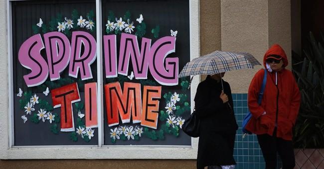 Best hope for California drought: El Nino pattern next year
