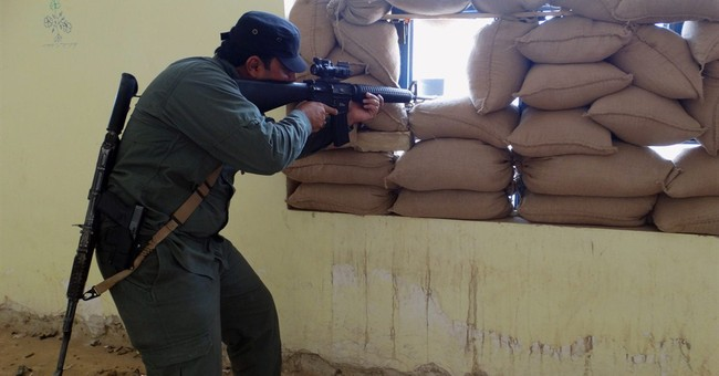 IS group seizes government compound in Iraq's Ramadi