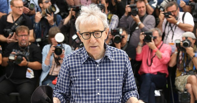 Woody Allen premieres 'Irrational Man,' regrets Amazon show