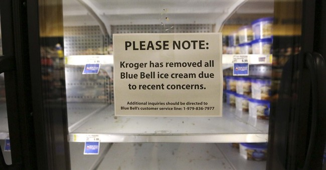 1,450 Blue Bell workers losing jobs after listeria problems