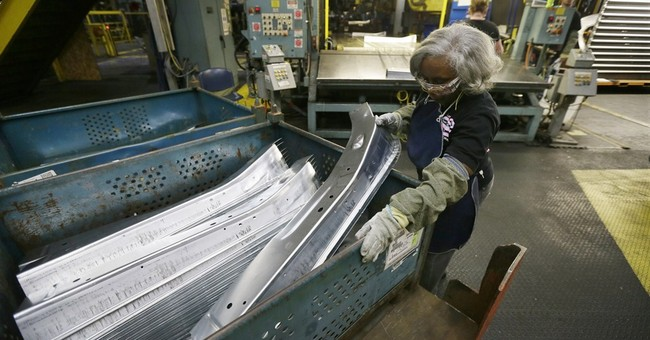 US industrial output falls for 5th month on lower drilling