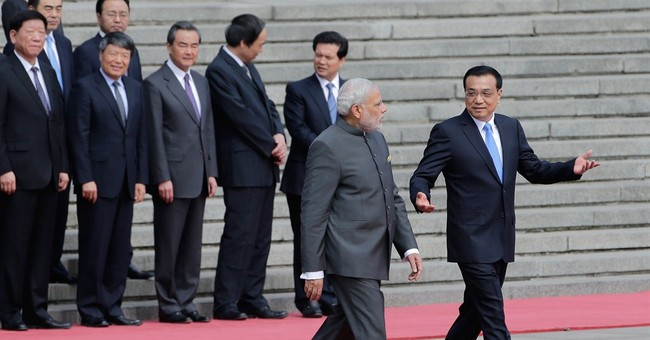 India's Modi says progress made with China on thorny issues