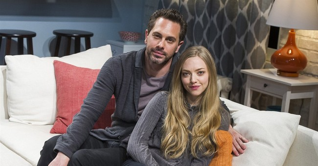 Amanda Seyfried's stage debut involves 'fear and timing'