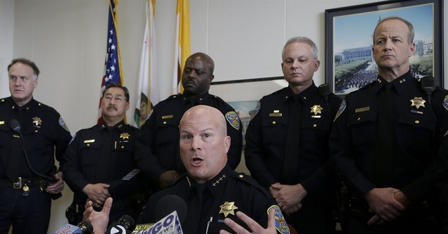 San Francisco police under fire for racist, homophobic texts