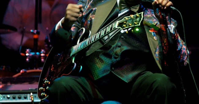 'King of the Blues' B.B. King dead at 89 at home in Vegas