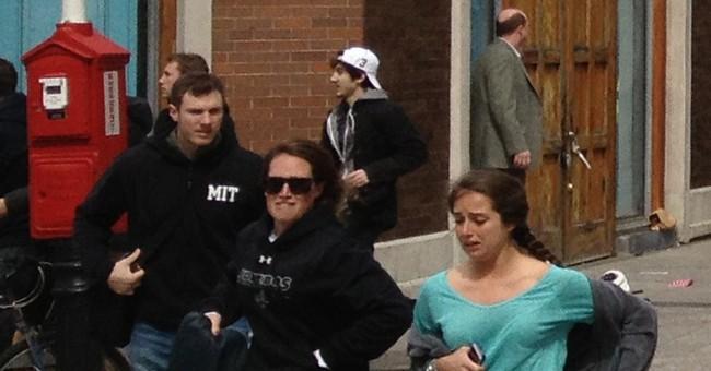 Timeline of events in 2013 Boston Marathon bombing