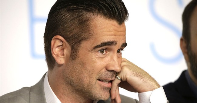 CANNES WATCH: A first time for Colin Farrell at Cannes