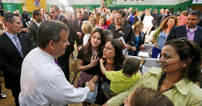 Christie charming voters, who still worry about 'Bridgegate'