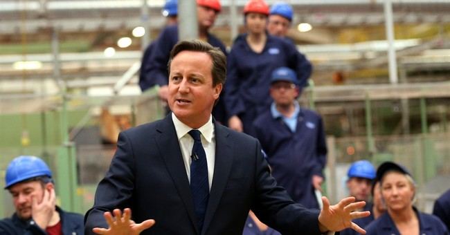 Cameron considers more powers for Scotland _ but not fiscal