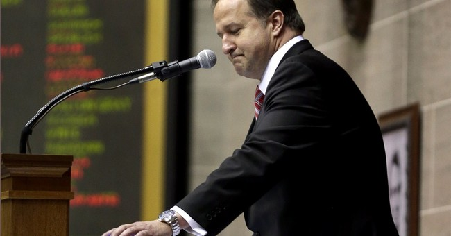Missouri House speaker resigns over sexual texts with intern