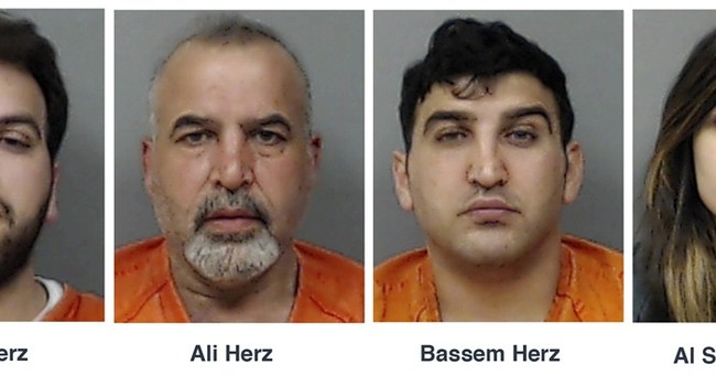 4 charged with shipping guns to Lebanon to remain in custody