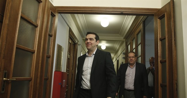 """Greece's Tsipras insists """"very close"""" to deal with lenders"""