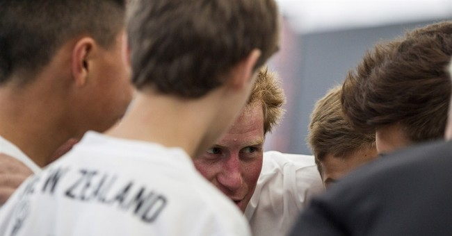 Prince Harry: Army kept me out of trouble