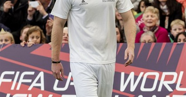 Prince Harry shoots winning goal as New Zealand tour ends
