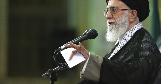 Iran's supreme leader: US after own interests in Gulf waters