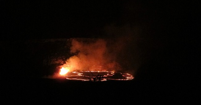 Earthquakes on Hawaii volcano could signal new eruption