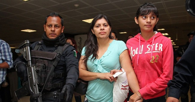Mom, daughter land in US after Mexico judge returns custody