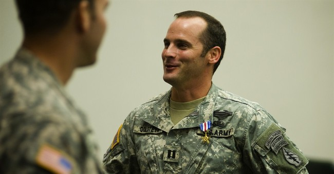Army weighs if ex-Green Beret hero should be dismissed