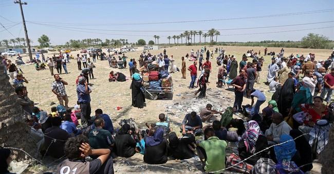 Contested Iraqi city of Ramadi falls to Islamic State group