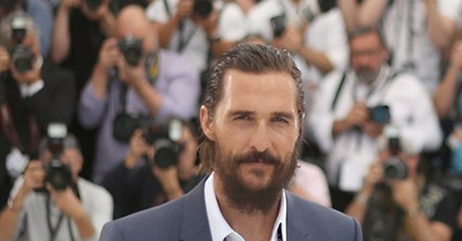 CANNES WATCH: McConaughey, Van Sant film greeted harshly