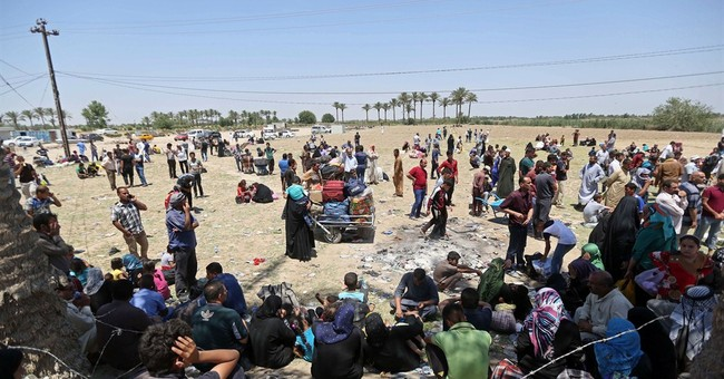 Iraq sends troops to Ramadi, largely held by Islamic State